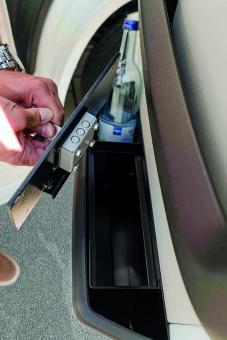 Tür-Safe Beifahrerseite bis Modelljahr 2019